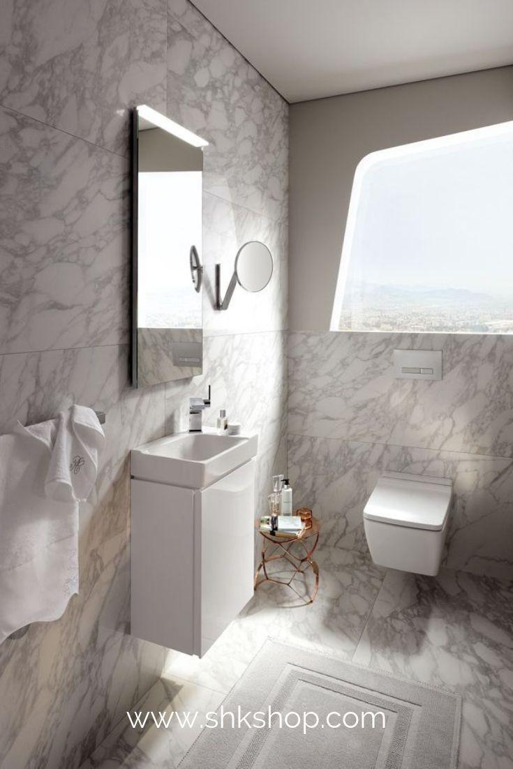 Keramag Xeno 2 Handwaschbecken Unterschrank 807040 380x525x265mm Wei Lack Hochglanz Kleine Badezimmer Design Badezimmer Klein Badezimmer Design