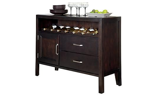 63 best buffets cabinets hutches curios images on - Ashley furniture pheasant run bedroom set ...