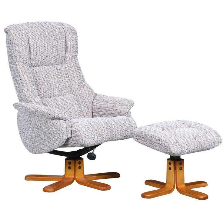 Shangri La Swivel Recliner Chair in Wheat   Cardiff, Swansea