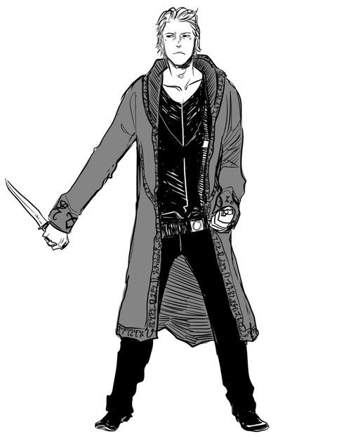 The Inquisitor.