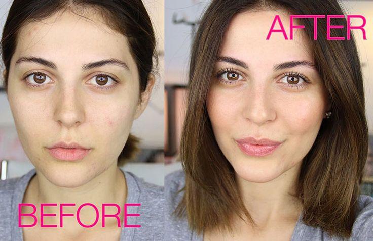 Κόλπα για να δείχνετε πανέμορφη χωρίς μακιγιάζ!