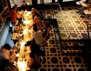 vancouver cocktail bars: L'Abattoir - Image Courtesy of L'Abattoir