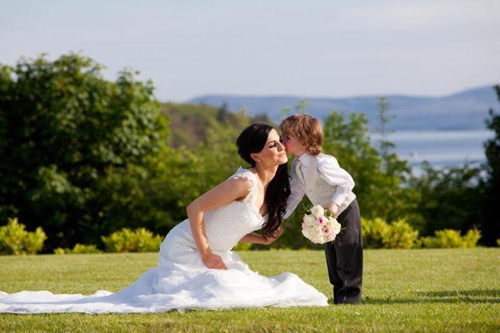 Bride & Flower Boy