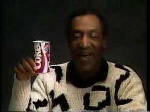Bill Cosby New Coke Commercial