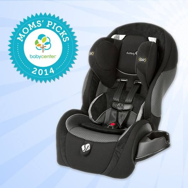 The votes are in! BabyCenter moms have chosen the Safety 1st Complete Air 70 Convertible Car Seat as their 2014 Moms' Pick for Best Value AND Best Quality Convertible Car Seat in BabyCenter's Moms' Picks Awards for 2014!