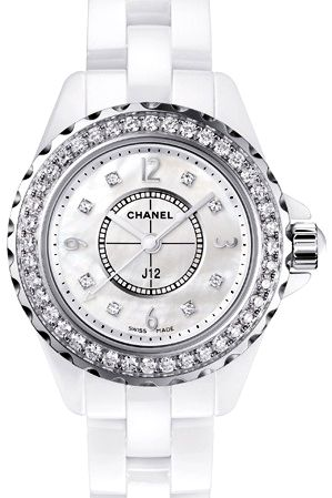 Chanel J12: Dreams Watches, Yes Please, Chanel Watches, Chanel J12, J12 29Mm, 29Mm White, 2015 Jewelry, J12 White, White Watches