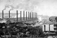 consett steel works photos - Google Search