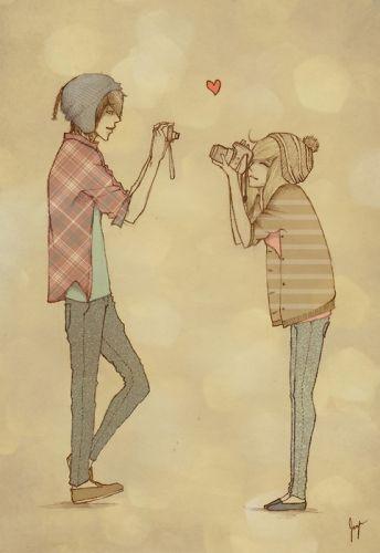 love <3.. dibujo