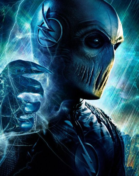 I gotta say, Zoom's my favorite villain of all time.