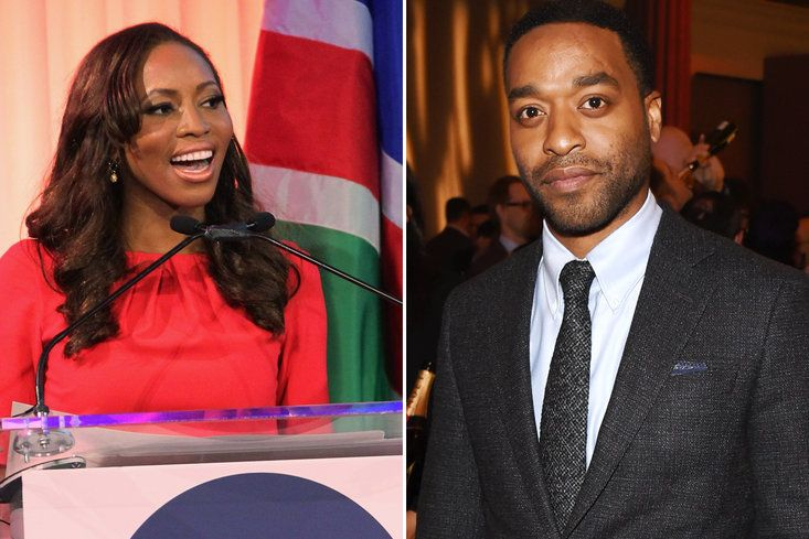 Chiwetel Ejiofor and Zain Asher - Who Knew? 17 Surprising Celebrity Relatives