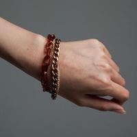 People of Tastes: Global  LUMINIS MAZOTA   #bracelet  #mazota  #luminis  #acc  #peopleoftastes #chain