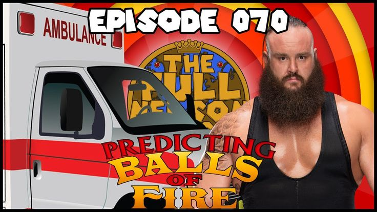 This week Brandon & Pete make some ballsy predictions for WWE Great Ball of Fire 2017, celebrate Mauro Ranallo's NXT debut, and discuss the RAW Tag Division. Alberto Del Rio is now the GFWTNAWTF Champions, Braun Strowman and an Ambulance are the Summer Rom-Com of 2017, and can the Tozawa Powa match the Neville Level!?