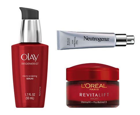 We love of splurge as much as the next girl, but sometimes, the drugstore market is just as good as what's in department stores. Ahead, nine of the best drugstore anti-aging products that top dermatologists always recommend to their...