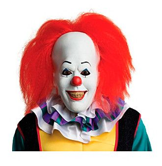 Stephen Kings IT Pennywise Mask