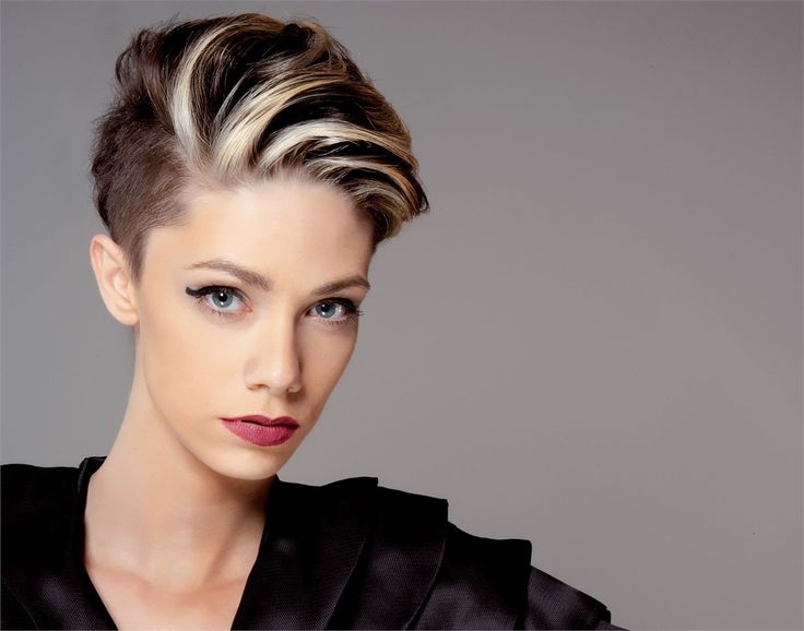 hair styles for with medium hair brown pixie with highlights my style hair 8549