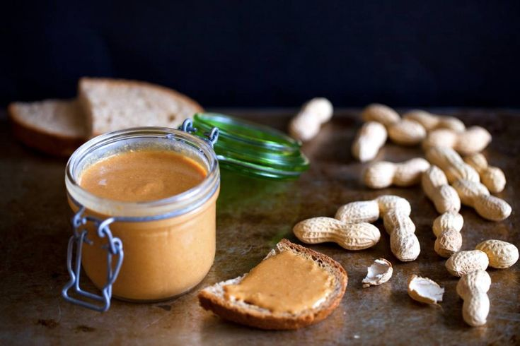 Burro di arachidi ricetta