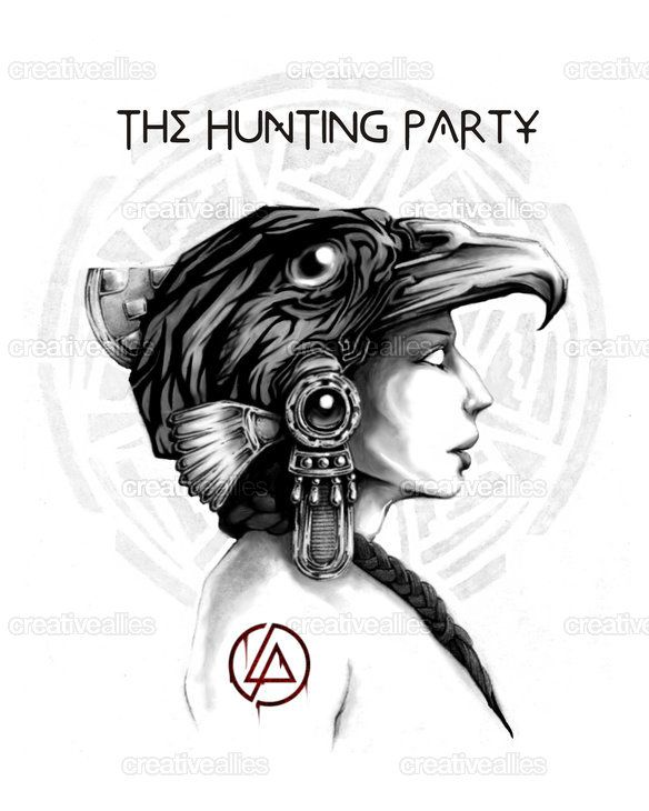 VOTE!! Linkin Park Contest on CreativeAllies.com