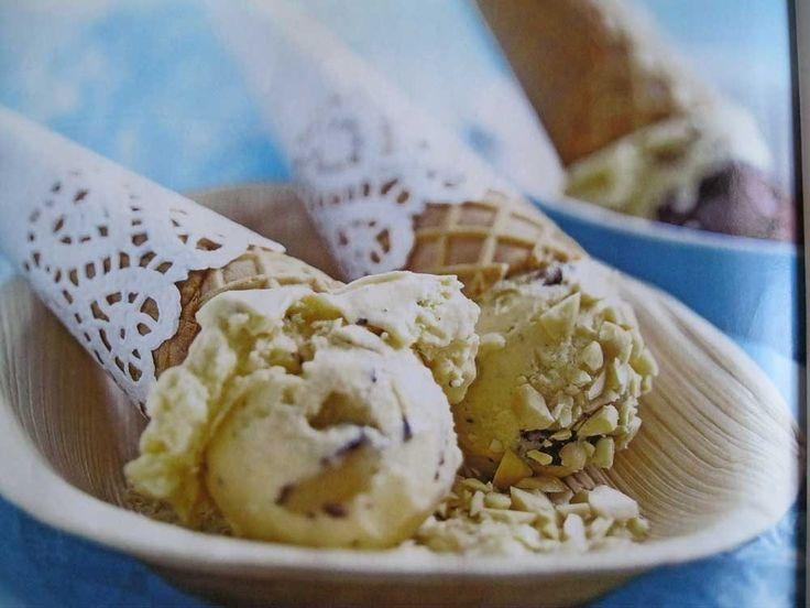 Ароматное мороженое из творога и сгущенного молока  рецепт – выпечка и десерты. «Афиша-Еда»