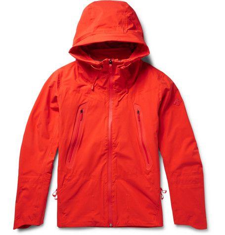 DescenteHooded Waterproof Shell Jacket