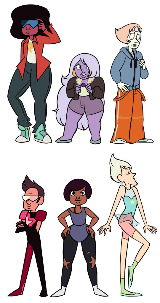 Gems and Cool Kids clothes swap by jennypizzas