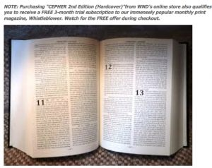 "Hebrew Roots: About that Cepher ""Bible"""