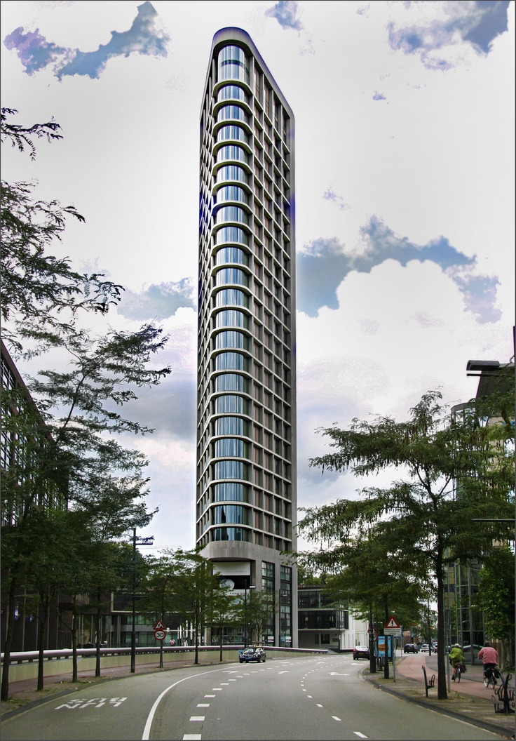 Vestedatoren eindhoven for Eindhoven design school