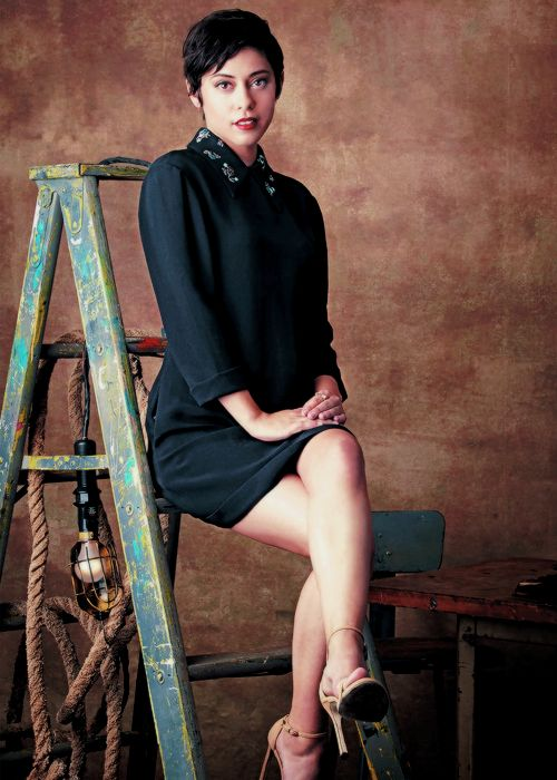 Rosa Salazar for Illimité Magazine - October 2015 Edition