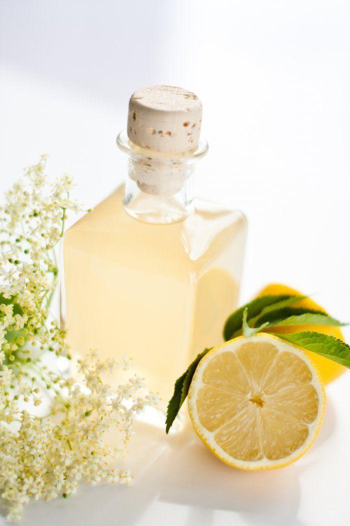 Le vrai sirop de citron maison