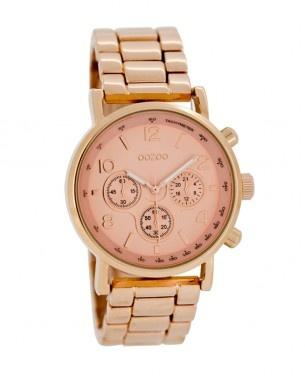 OOZOO C5309 Damenuhr rosé-gold € 60,00