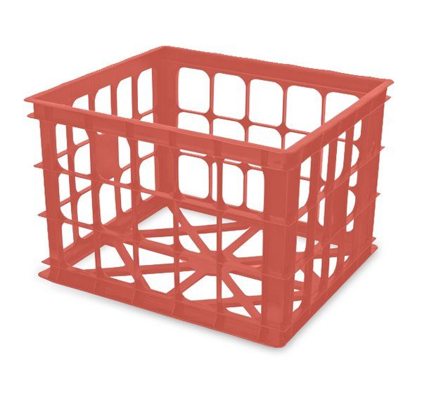 This Storage Plastic Crates is the classic solution for general-purpose storage. Whether used for a college student heading off to the dorm, a kid's room that needs organizing, or a modern office needing more room, they work in virtually any space. Each crate basket can be stacked on top of another so you can determine the amount of storage you need. You can also use just one for those spaces that need minimal organizing. The plastic crates accommodate both letter- and legal-size hanging ...