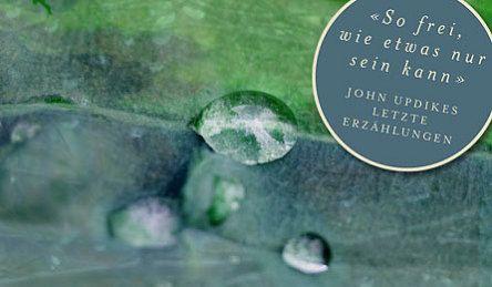 Am 27. Januar 2009 starb John Updike in Beverly Farms, Massachusetts, im Alter von 76 Jahren an Lungenkrebs. Ein halbes Jahrhundert war er der diensthabende Chronist der weißen amerikanischen Middle Class, eine der Schlüsselfiguren der US-Literatur...
