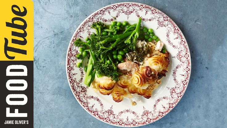 Friday Night Feast | Fish Pie | 8pm. Channel 4. Friday. UK.