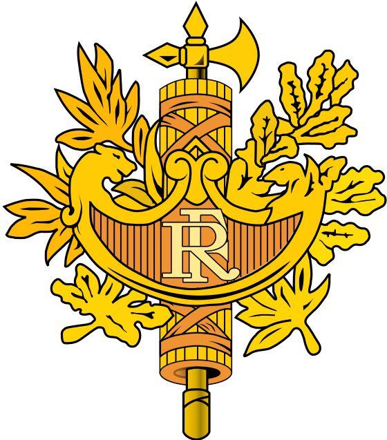 Armoiries de la France — Wikipédia