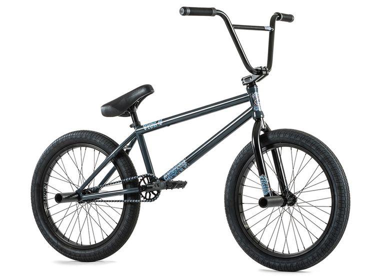 """Fiend BMX """"Type B"""" 2017 BMX Bike - Gloss Grey   kunstform BMX Shop & Mailorder - worldwide shipping"""