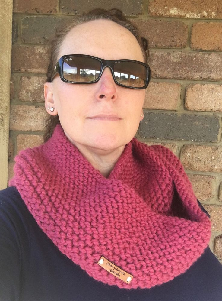 A personal favourite from my Etsy shop https://www.etsy.com/au/listing/584615786/knitted-pink-scarf-ladies-pink-scarf