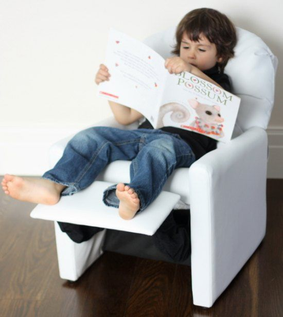 #games #australia #toys #children -    Recommended for ages 2 - 10 years of age This chair's popular and stylish design is sure to be a huge hit with your kids! This recliner is truly the most relaxing type of chair they can possess. Extremely comfor