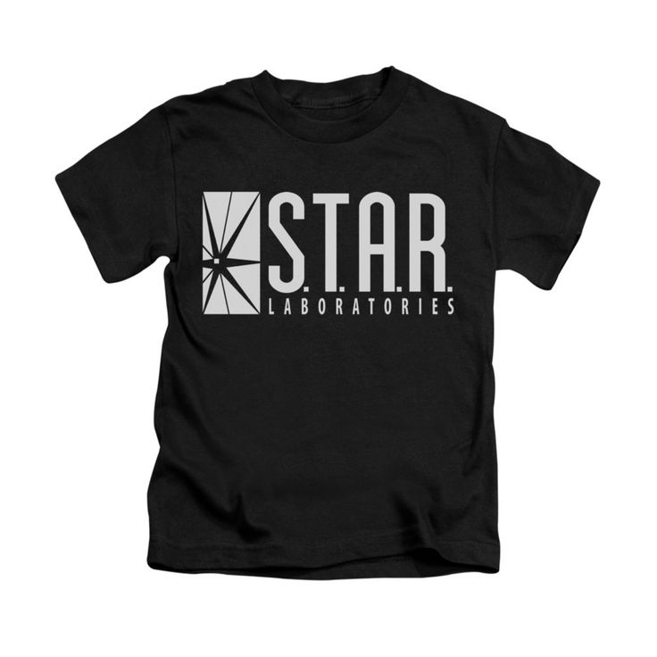 S.T.A.R. Laboratories The Flash TV Show Kids T-Shirt