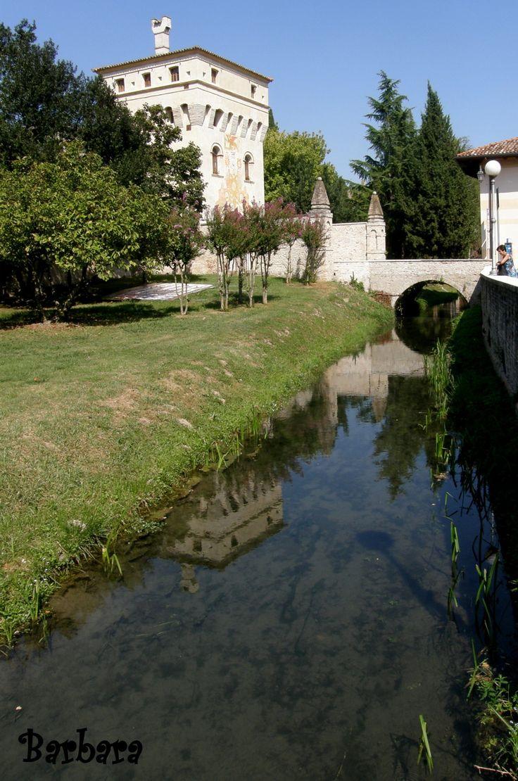 L'abbazia fortificata di Sesto al Règhena - Friuli - ITINERA BARBARAE