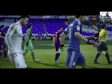 fifa 15 pc gameplay 1080p tv