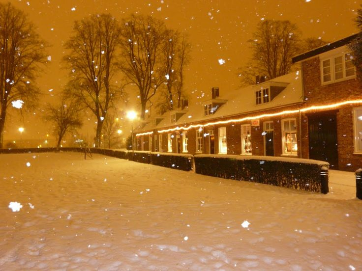 Winter Hooisteeg Waalwijk