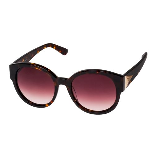 Sass & Bide Osaka Sunglasses: Tortoiseshell Or Gold Metal