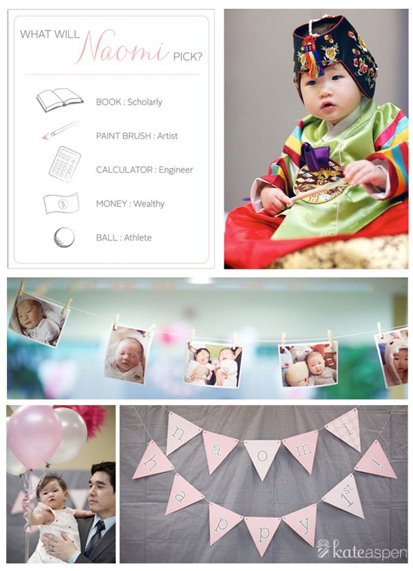 A Traditional Korean First Birthday » Wedding Inspiration Blog, Wedding Trends & Tips by Kate Aspen
