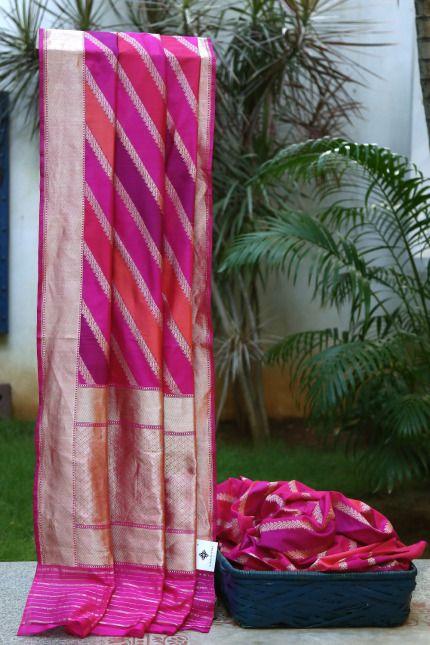 benares silk L02486 | Lakshmi