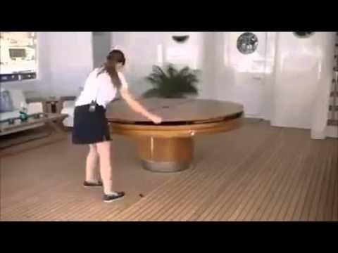 adjustable table rundtisch erweiterncapstan tischrunde - Erweiterbar Runden Podest Esstisch