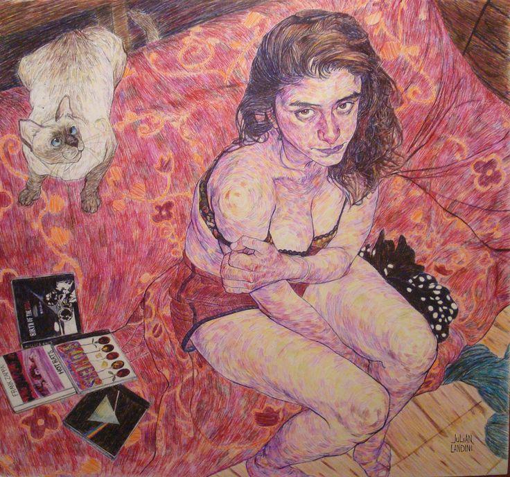Artist Spotlight: Julian Landini