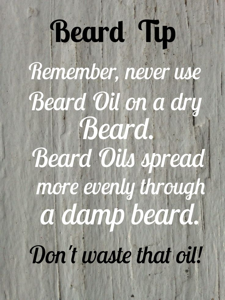 Beard Tips Wild Hare Beard Care