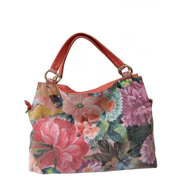 #canta #moda fashion #cicekli #flowers #dericanta #bag