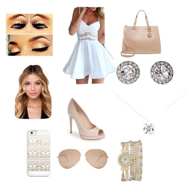 """Birthday dinner outfit!!!!"" by amygutierrez01 on Polyvore"