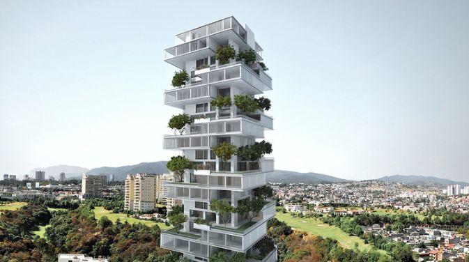 residentian tower