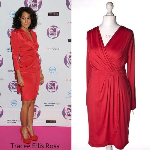 #Tracee Ellis Rosse. Propozycja #Wzorcownia-sukienka #Vesade  #dress4less